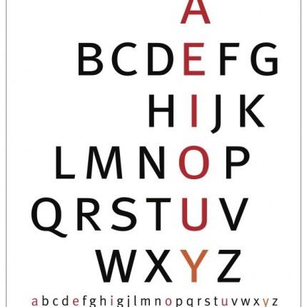 alphabetposterdwell